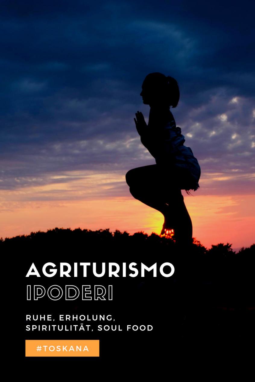 Agriturismo IPoderi in der Toskana