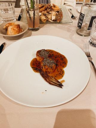 Abendessen Rastaurant Foscolo