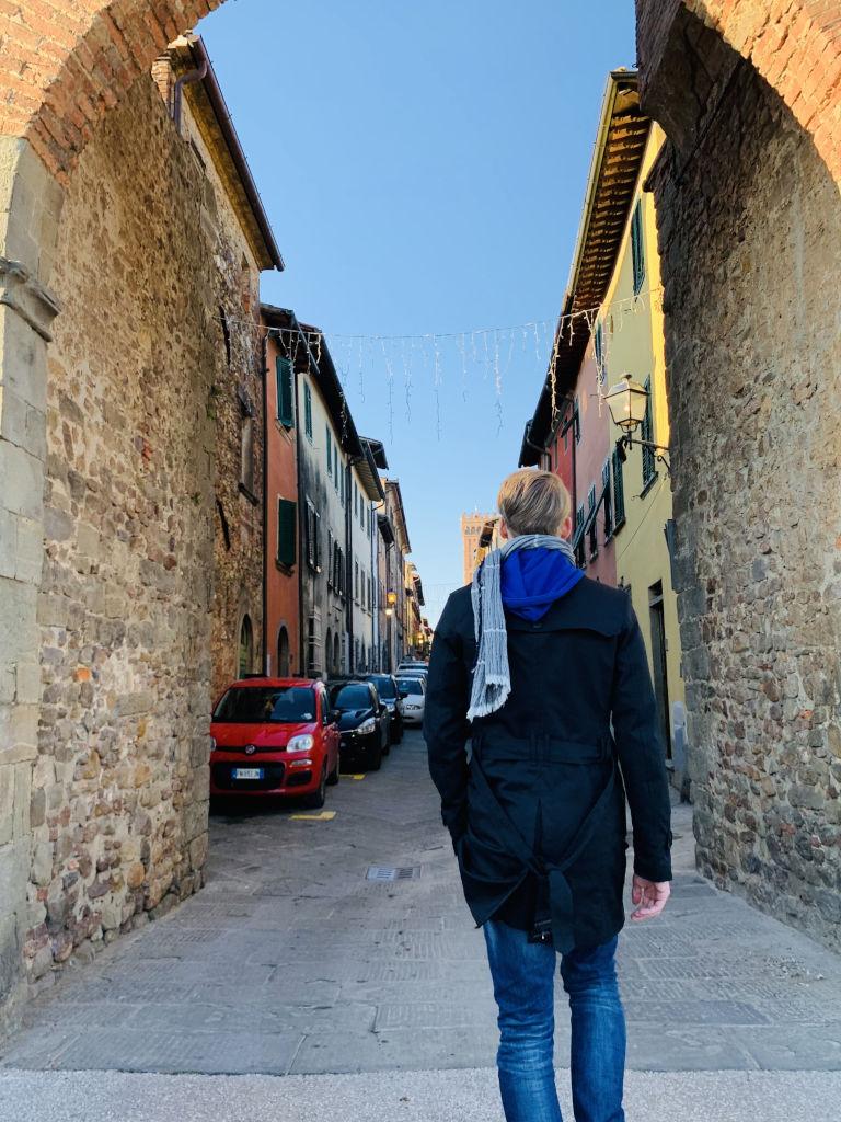 Die Straßen von Montecarlo