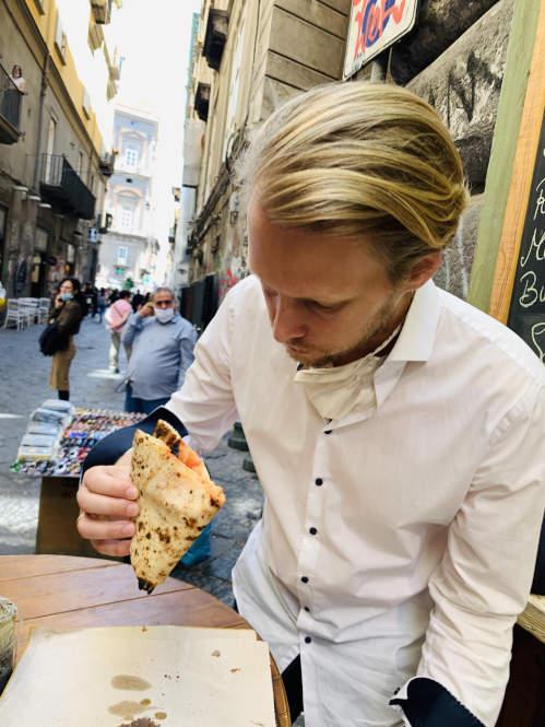 Beste Pizza in Italien