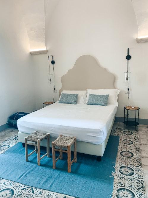 Schlafzimmer Palais Gentile