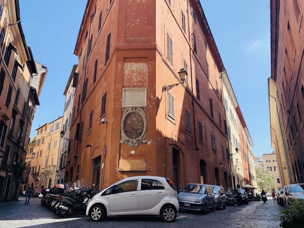 Centro Storico Rom
