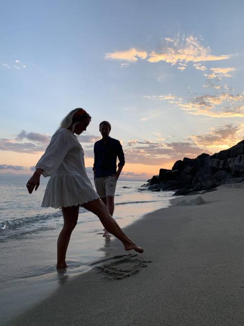 Couple Shoot Spiaggia le Fornacce