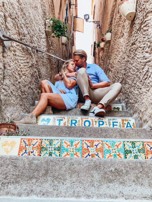 Couple Shoot Tropea