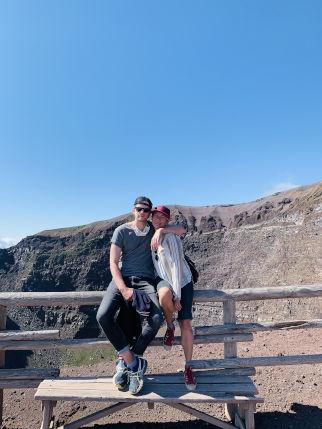 Couple Shoot Vesuv