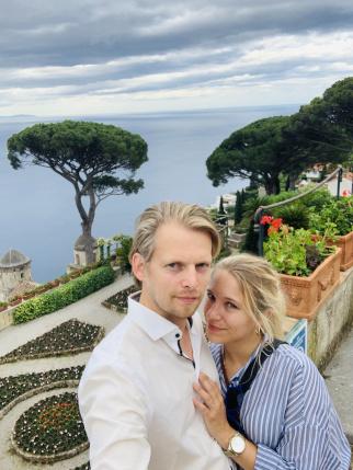 Couple Shoot Ravello