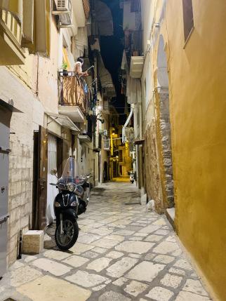 Gasse in Bari