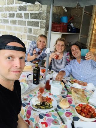 Gastfamilie Italien