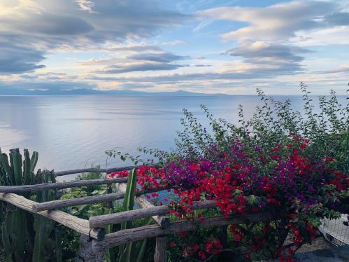 Hotels mit Blick an der Amalfiküste