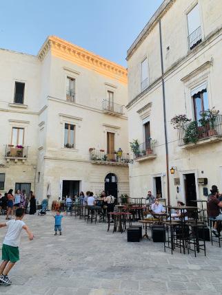 Straßen von Lecce