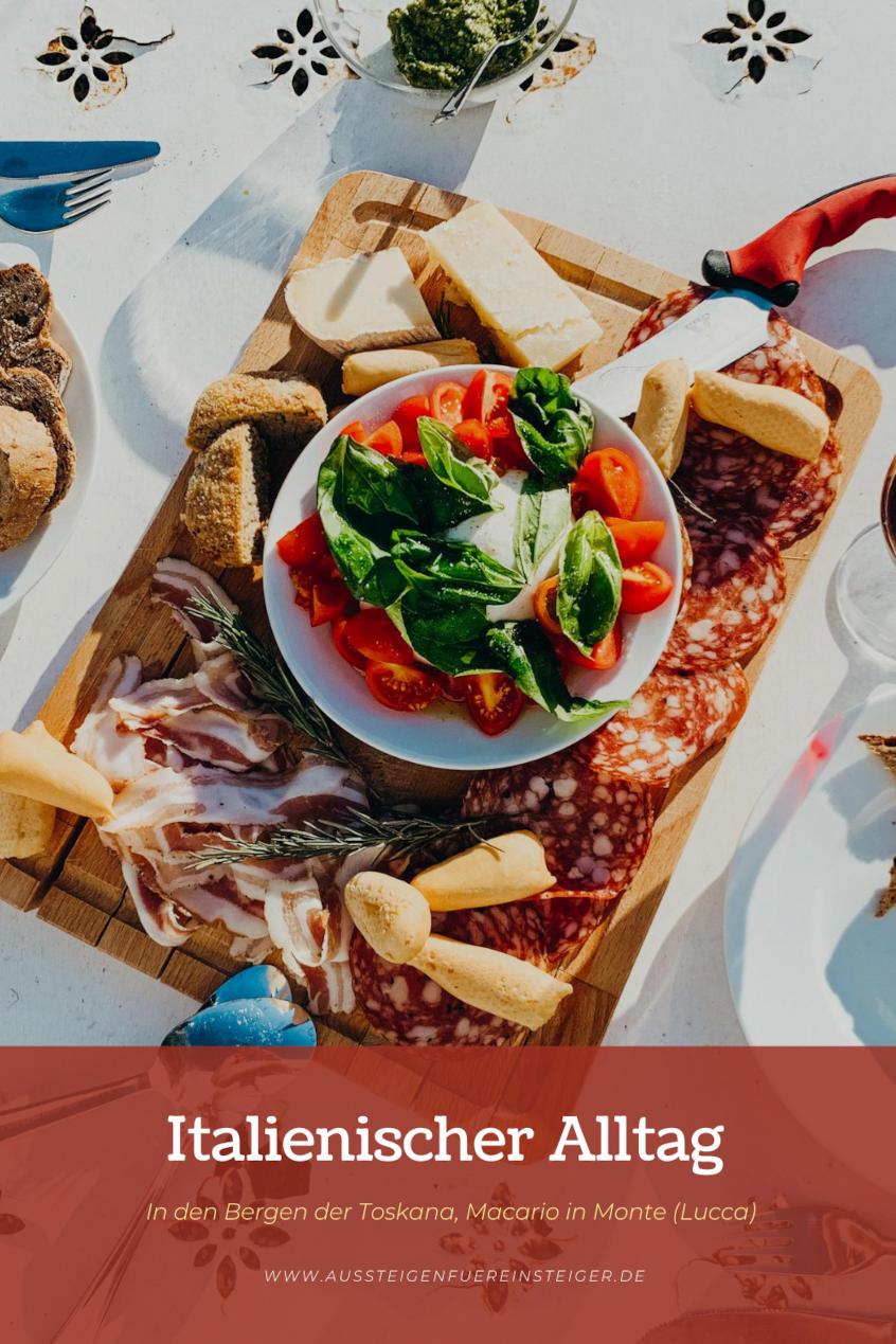 Italienischer Alltag - Antipasti