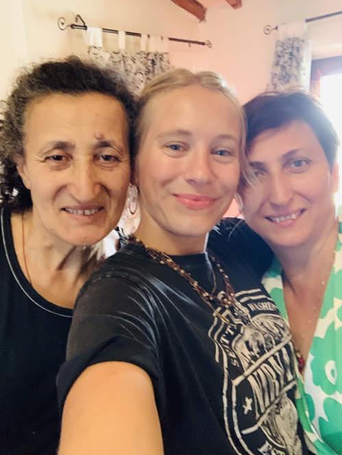 Italienische Gastfamilie