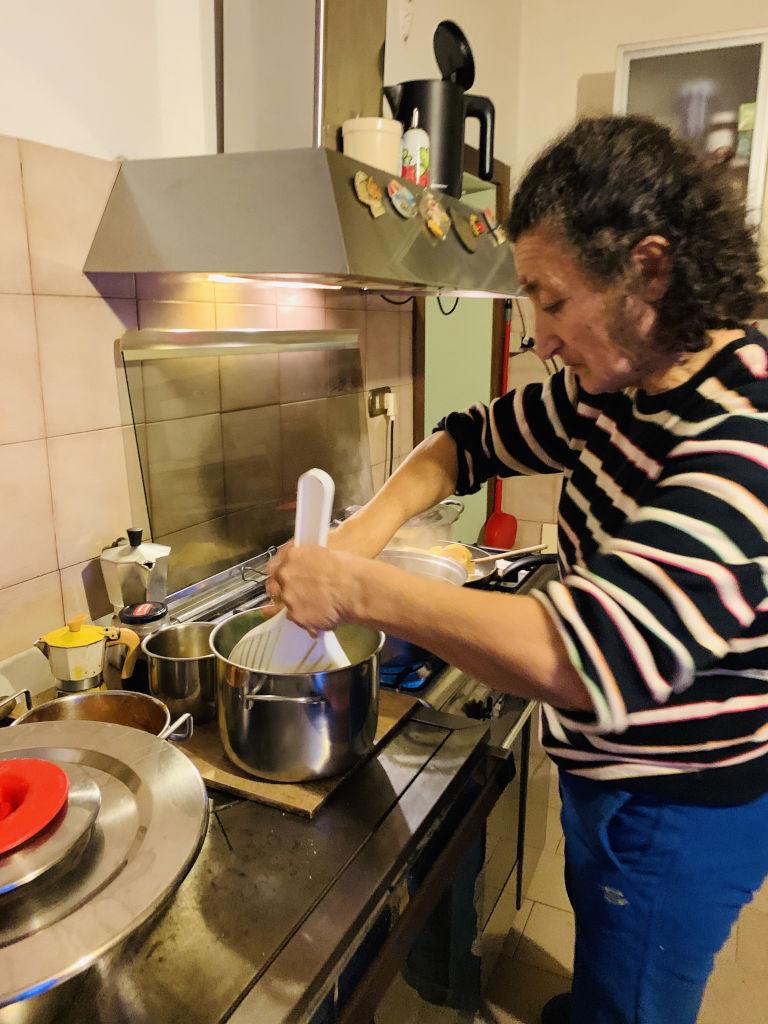 Italienische Kochkunst Live