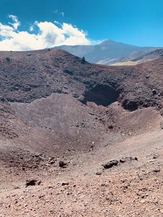Kraterlandschaft Etna