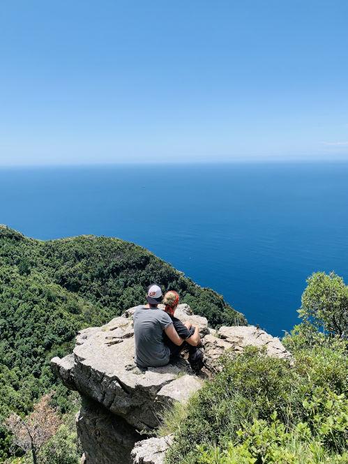 Ausblick Amalfiküste