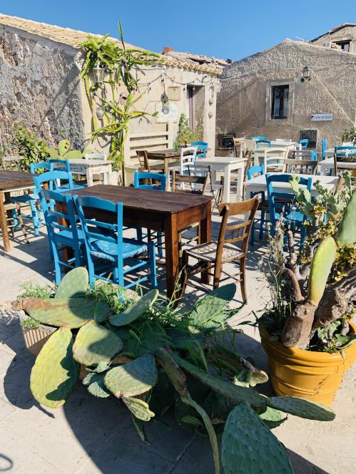 Restaurant Marzamemi