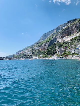 Meer Amalfiküste