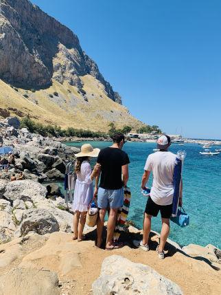 Spiaggia Palermo