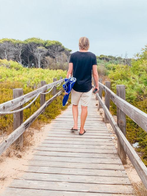 Naturreservat Apulien