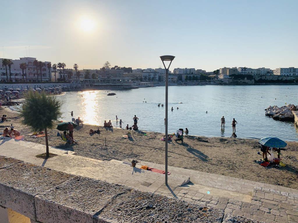 Hafen Otranto