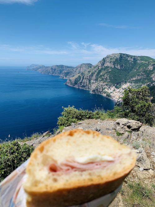 Panini Pause Amalfiküste