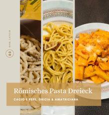 Römisches Pasta Dreick