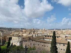 Die ewige Stadt Rom