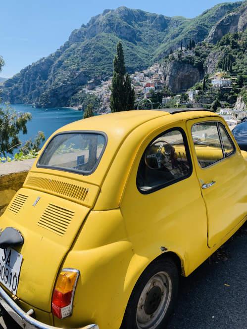 Rundreise Italien Amalfiküste