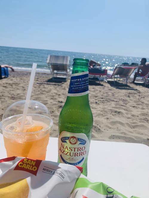 Strand Salerno