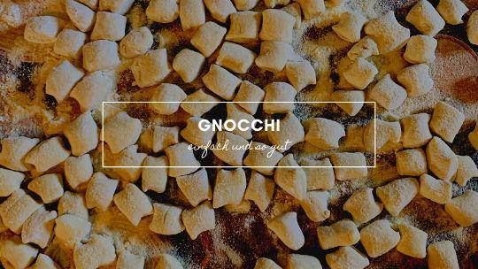 Gnocchi selbstgemacht