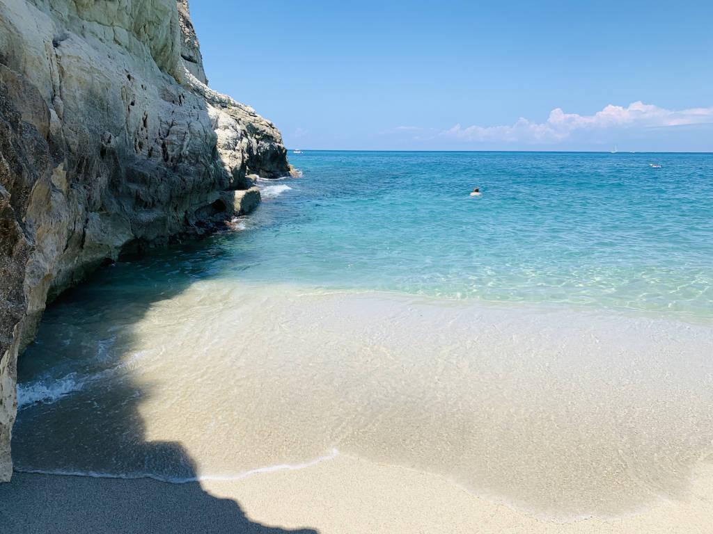 Spiaggia Tropea