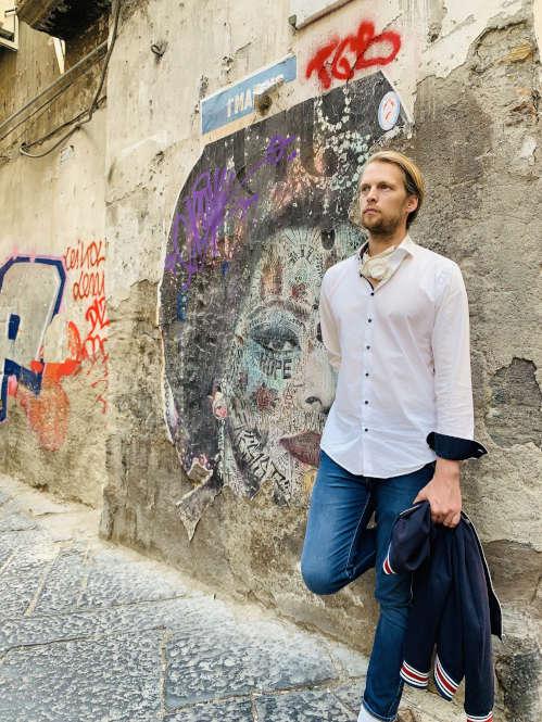 Streetart Neapel