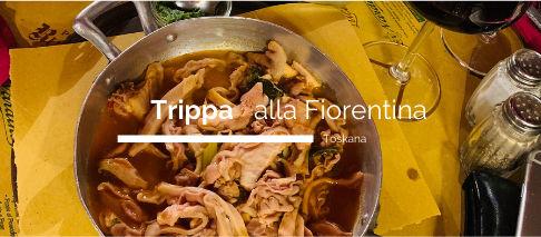 Trippa alla Fiorentina in Florenz