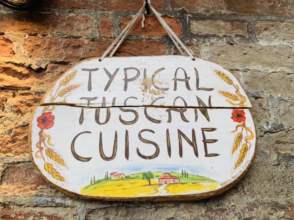 Typische toskanische Küche