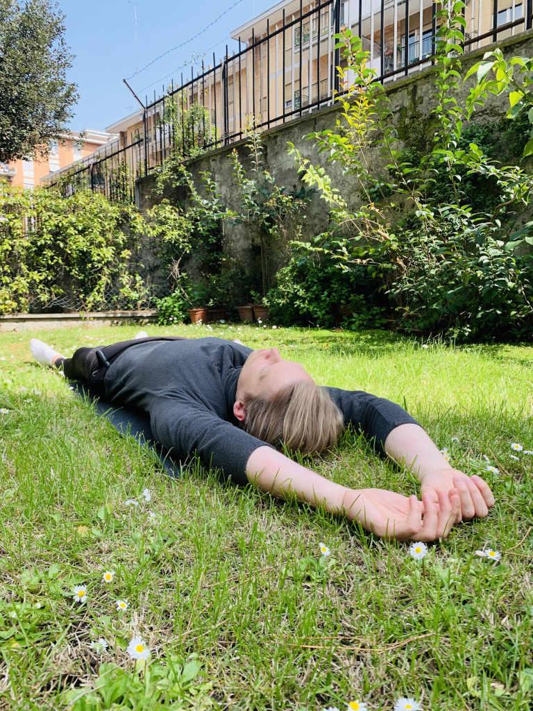 Yoga Entspannung